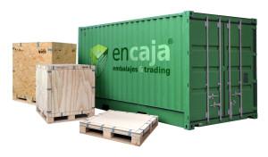 Container Encaja Embalajes