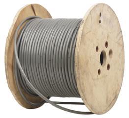 Tambor de madera para cables