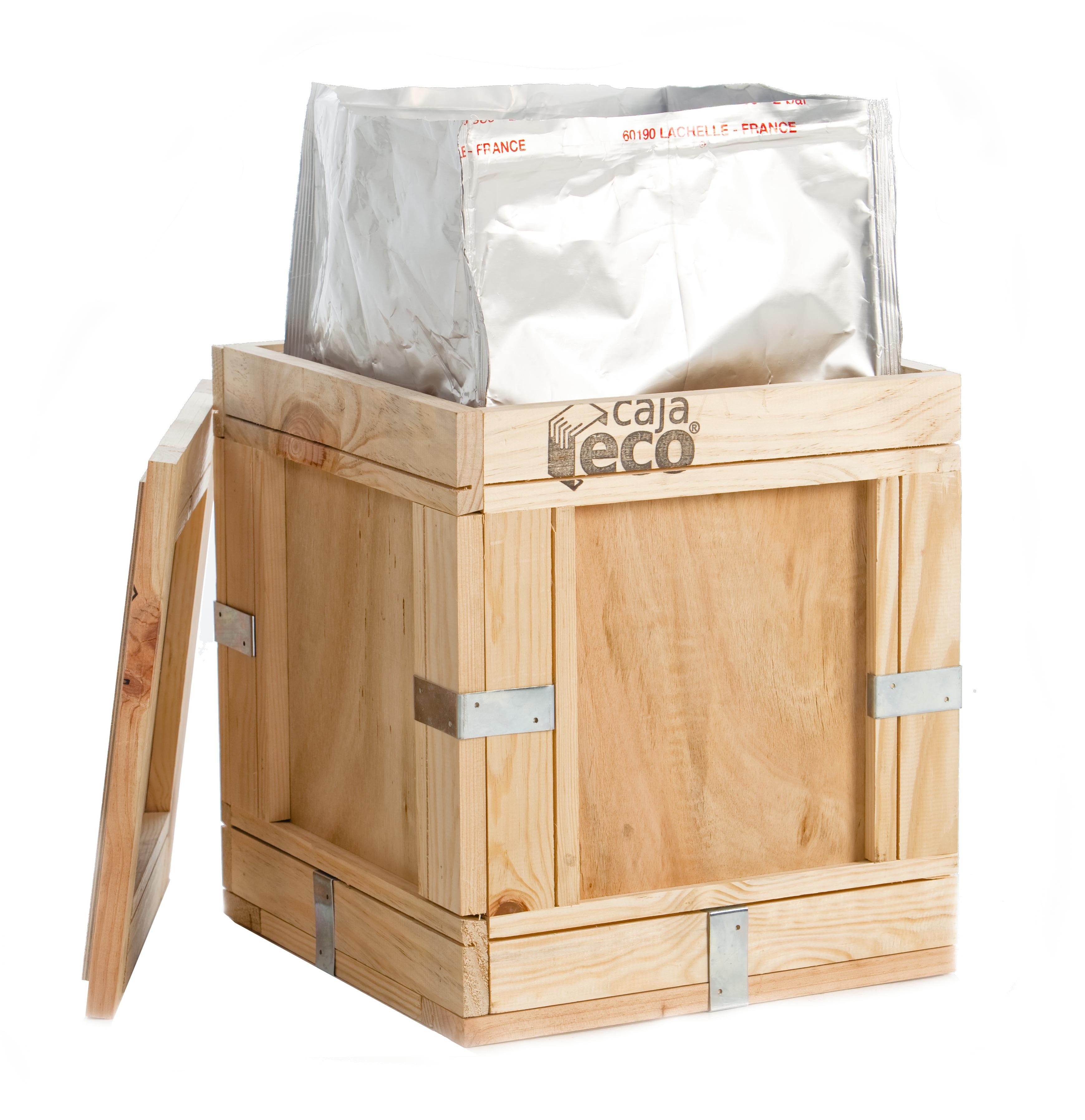Caja Eco protección