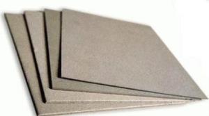 Cartón planchas