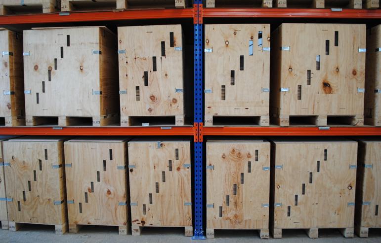 Caja Eco almacen